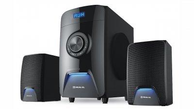 Мультимедійна акустична система 2.1 REAL-EL M-570