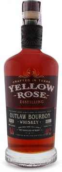 Виски Yellow Rose Outlaw Bourbon 46% 0.7 л (857186006308)