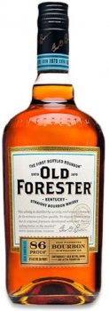 Виски Old Forester 43% 1 л (5099873006085)