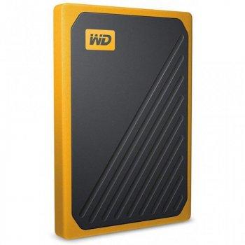 Накопичувач SSD USB 3.0 Western Digital 500GB (WDBMCG5000AYT-WESN)