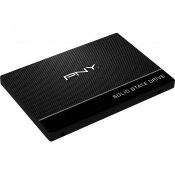 """Накопичувач SSD 2.5"""" 120GB PNY SSD (SSD7CS900-120-PB)"""