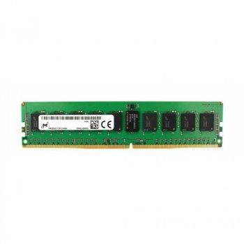 Модуль памяти для сервера DDR4 32GB ECC RDIMM 2933MHz 1Rx4 1.2V CL21 MICRON (MTA18ASF4G72PZ-2G9B1)