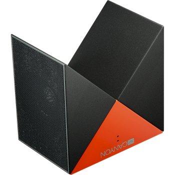 Акустическая система CANYON Transformer Portable Bluetooth Speaker Black-Orange (CNS-CBTSP4BO)