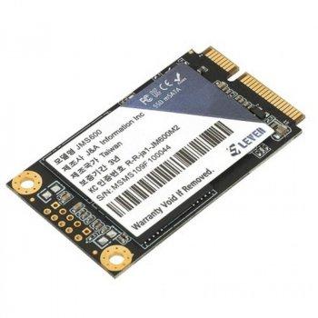 Накопичувач SSD 128GB mSATA ЛЬОВЕН (JMS600-128GB)