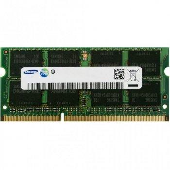 Модуль пам'яті для ноутбука SoDIMM DDR3 8GB 1600 MHz Samsung (M471B1G73QH0-YK0)