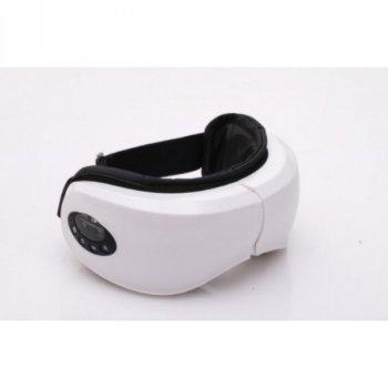 Массажер Zenet для глаз, модель ZET-702 белый (243203)