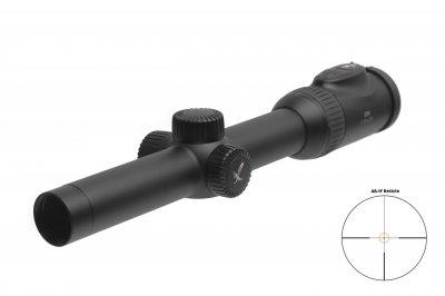 Приціл оптичний Swarovski Z8I 1-8x24 L 4A-IF