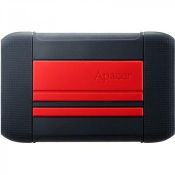 "Внешний жесткий диск 2.5"" 2TB Apacer (AP2TBAC633R-1)"