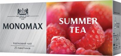 Упаковка чая Мономах каркаде Summer Tea 3 пачки по 25 пакетиков (2000006780928)