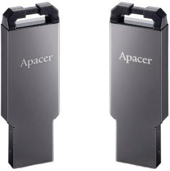 Apacer AH360 64GB USB 3.1 Ashy (AP64GAH360A-1)