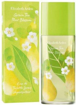 Туалетная вода для женщин Elizabeth Arden Green Tea Pear Blossom 2020 50 мл (85805574246)
