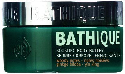 Крем-олія для тіла Mades Cosmetics BATHique Fashion для тонізування шкіри Гінкго білоба 200 мл (8714462080563)
