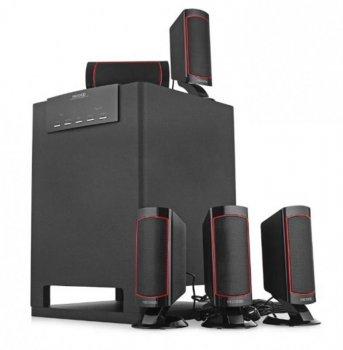 Шестиканальный домашний кинотеатр 5.1 Microlab X15