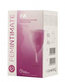 Менструальная чаша Femintimate Eve Cup размер S диаметр 32 мм