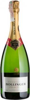 Шампанське Bollinger Special Cuvee біле брют 0.75 л 12% (3052853075909)