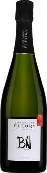 Шампанське Champagne Fleury Blanc de Noirs Brut біле брют 0.75 л 12% (2153960539603)