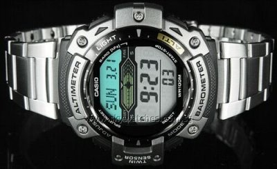Чоловічі наручні годинники Casio SGW-300HD-1AVER