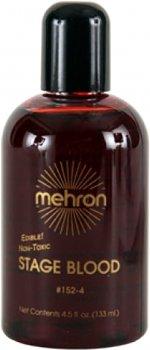 Кровь искусственная Mehron Stage Blood Артериальная 133 мл (152-4) (764294515243)