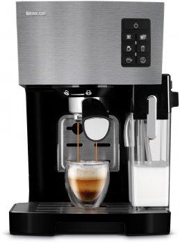 Кофеварка эспрессо SENCOR SES 4050SS