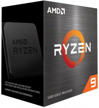 Процесор AMD Ryzen 9 5900X 3.7 GHz / 64 MB (100-100000061WOF) sAM4 BOX