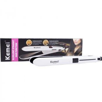Утюжок для выпрямления волосKemeiKM-2202 30W (2_007540)