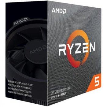 AMD Ryzen 5 3500X (3.6 GHz 32MB 65W AM4) Box (100-100000158BOX)