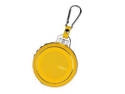 Bluetooth акустика Travel жовтий Recci RBS-D1