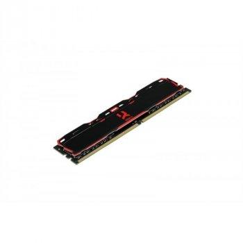 DDR4 16GB/2666 GOODRAM Iridium X Black (IR-X2666D464L16/16G)