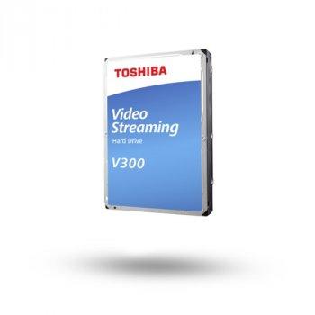 HDD SATA 2.0 TB Toshiba V300 5700rpm 64MB (HDWU120UZSVA)