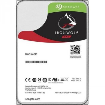 HDD SATA 1.0 TB Seagate IronWolf NAS 5900rpm 64MB (ST1000VN002)