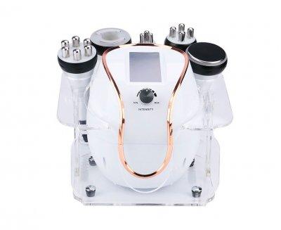 Комбайн для похудения и подтяжки кожи JF-646 (RF, Вакуум, Кавитация) 5 в 1
