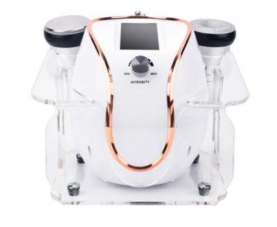 Комбайн для похудения и подтяжки кожи JF-643 (RF, Вакуум, Кавитация) 3 в 1