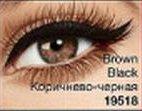 Тушь для ресниц Avon Феноменальный объем Коричнево-черная / Brown Black Коричневая 10 мл (19518)(ROZ6400102400)