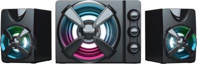 Акустична система Trust Ziva RGB 2.1 Gaming Speaker Set Black (23644)