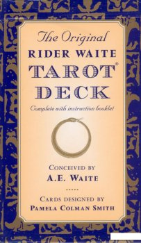 The Original Rider Waite Tarot Deck (960831)