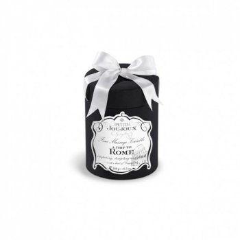 Масажна свічка Petits Joujoux - Rome - Grapefruit and Bergamott (190 г) розкішна упаковка