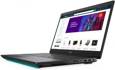 Ноутбук Dell Inspiron G5 5500 (55FzG5i58S4G1650-LBK) Black
