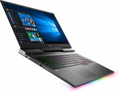 Ноутбук Dell Inspiron G7 17 7700 (77FzG7i716S4G1660-WBK) Mineral Black