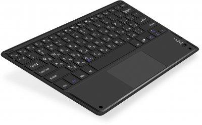 Клавіатура бездротова AIRON Easy Tap для Smart TV і планшета з тачпадом (4822352781088)
