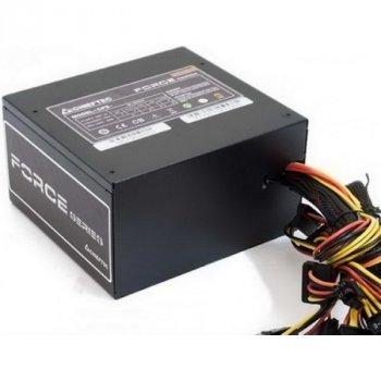 Блок Живлення Chieftec CPS-650S Force, ATX 2.3, APFC, 12cm fan, ККД >85%, RTL
