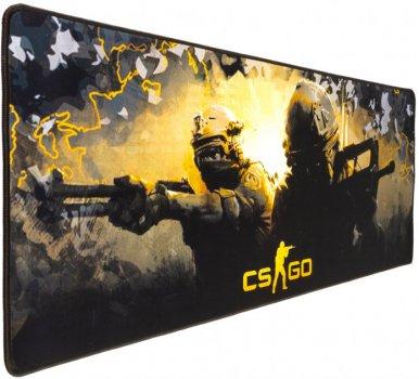 Игровая поверхность Protech CS-GO 700х300 мм коврик для мыши и клавиатуры