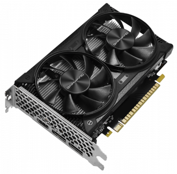 Gainward PCI-Ex GeForce GTX 1650 D6 Ghost OC 4GB GDDR6 (128bit) (1725/6000) (HDMI, 2 x DisplayPort) (471056224-1785)
