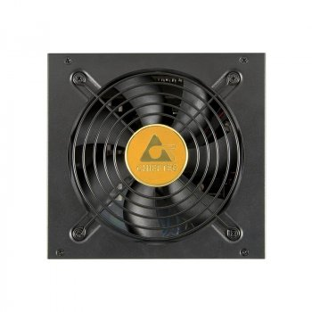 Блок живлення Chieftec PPS-650FC, ATX, APFC, 12cm fan, Gold, modular, RTL
