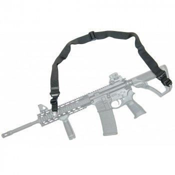 Ремень руж. DANAPER TP-POINT SLING, Black ц:черный