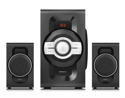 Акустична система REAL-EL M-590 Black