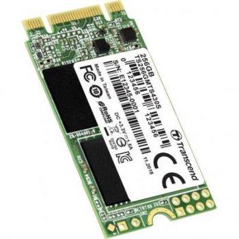SSD накопичувач TRANSCEND MTS430S 256GB M. 2 SATA 3D TLC (TS256GMTS430S)