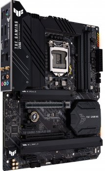 Материнская плата Asus TUF Gaming Z590-Plus Wi-Fi (s1200, Intel Z590, PCI-Ex16)