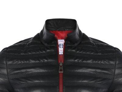 Кожаная куртка FELIX HARDY Черный (FE1173982)