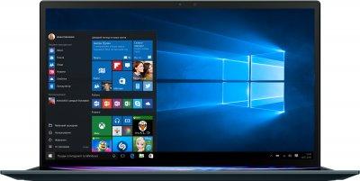 Ноутбук Asus ZenBook Duo 14 UX482EG-HY032T (90NB0S51-M00390) Celestial Blue