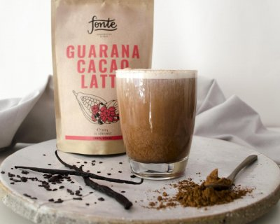 Суперфуд Fonte Guarana Cacao Latte 300 г Гуарана-Какао Латте (F0005)